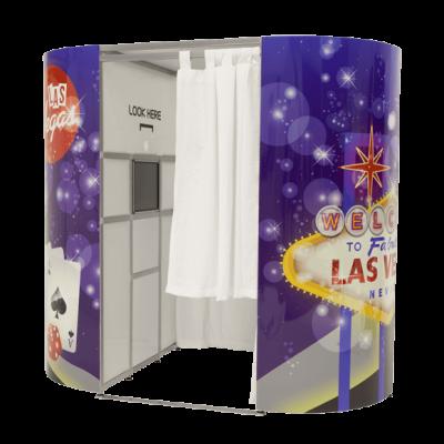 Vegas-Booth